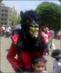 El lobo socorrido en fotos (Thriller)