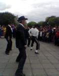 HRGJ bailando dangerous